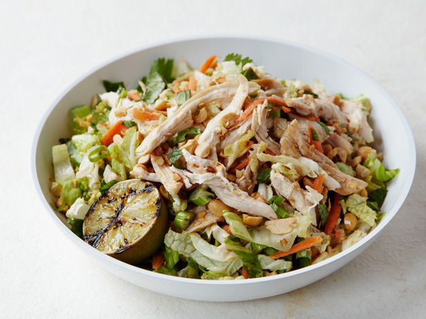 cambodian barbecued chicken salad recipe